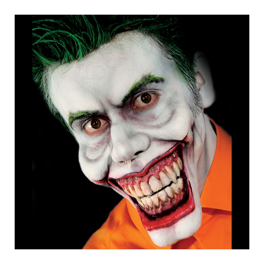 maquillage joker homme