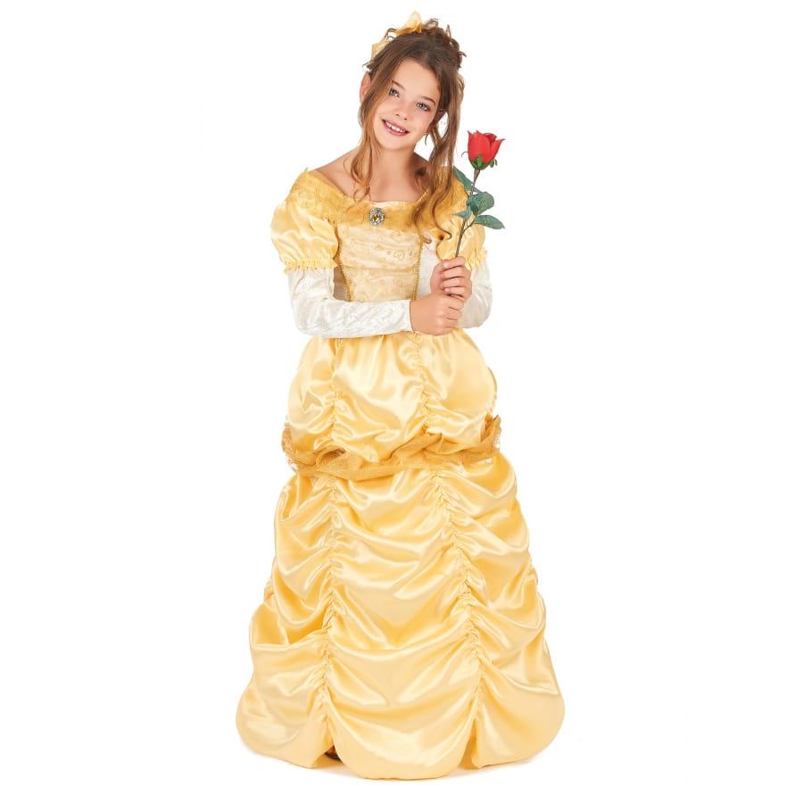 Plus adapté Robe de Belle princesse pour enfant, avec couronne GR-55