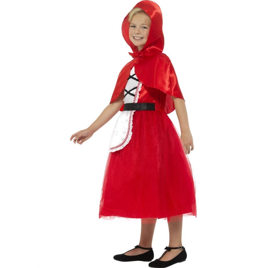 robe de petit chaperon rouge pour enfant. Black Bedroom Furniture Sets. Home Design Ideas