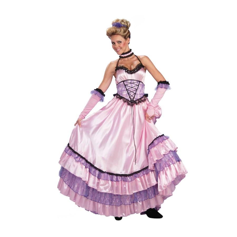De Violet Saloon Et Rose Robe tCBhrdxsQ