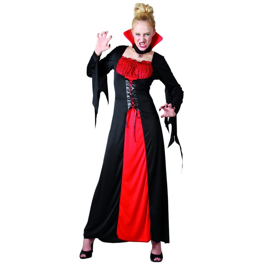 robe de vampire avec grand col. Black Bedroom Furniture Sets. Home Design Ideas