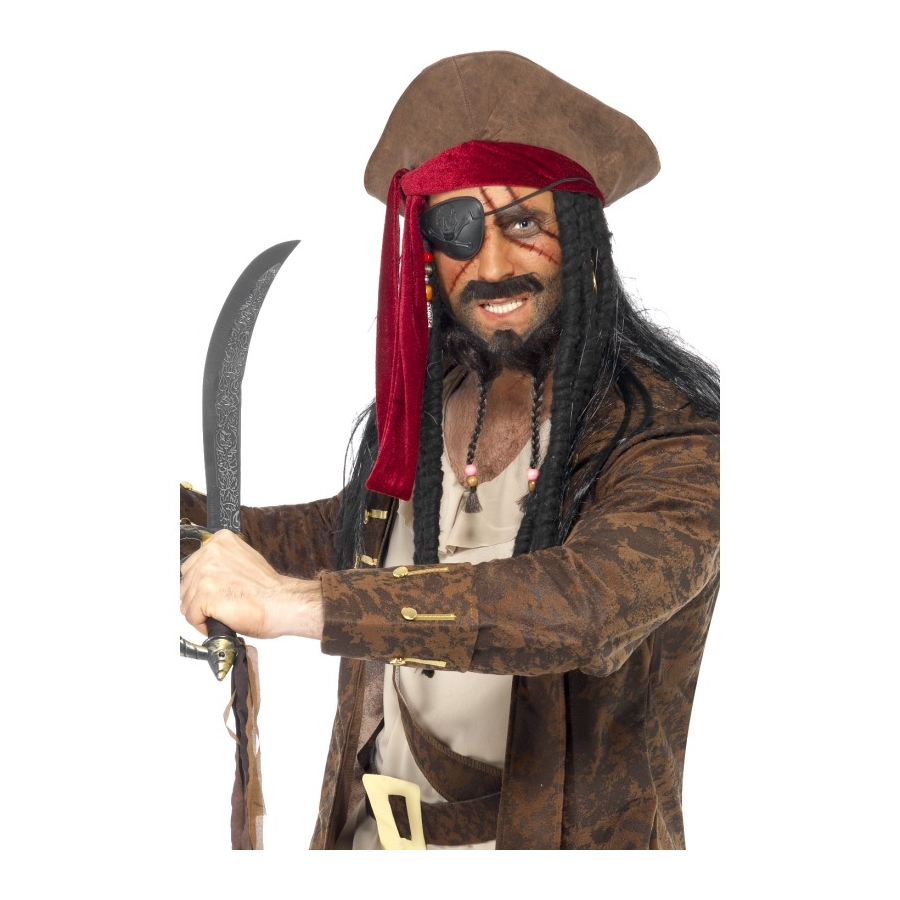 Set maquillage pirate - Maquillage pirate homme ...