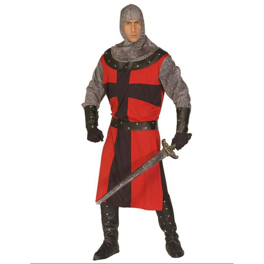 Tenue de chevalier m di val en cotte de maille - La cotte de maille ...
