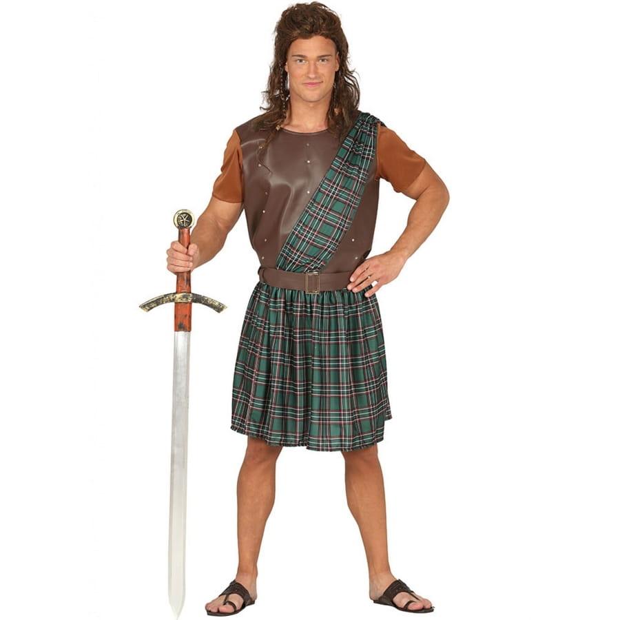 Tenue écossaise style \