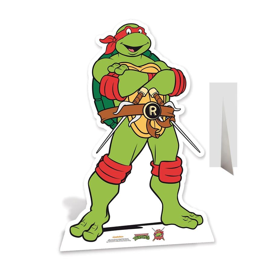 Tortues ninja raphael taille r elle - Image tortue ninja ...
