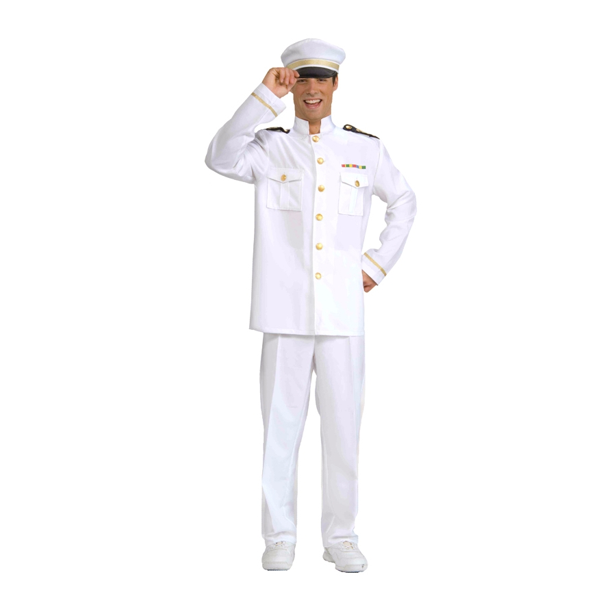 Uniforme de capitaine de marine