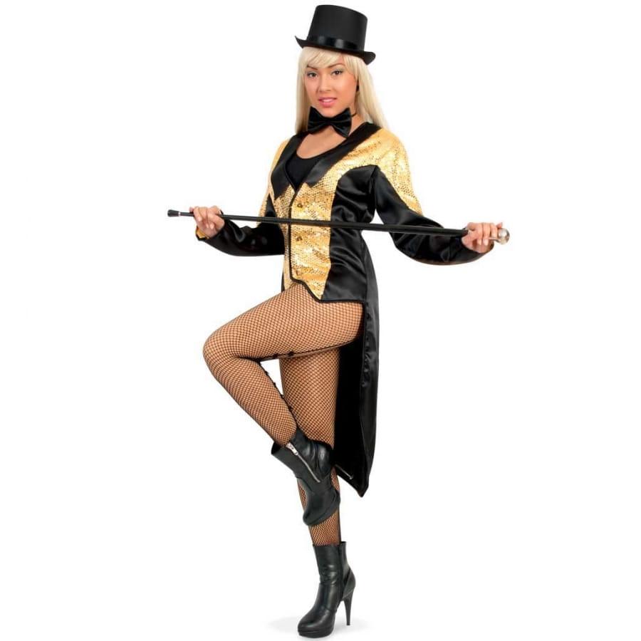 Sequins De Noire À Pie Queue Dorés Veste Femme a1xWnzwXq 5f86b82fc6d