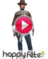 vidéo Déguisement western fugitif